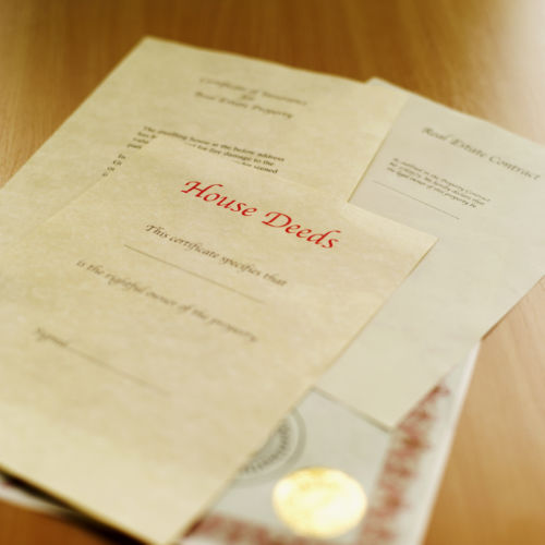 Title Assets to Avoid Probate
