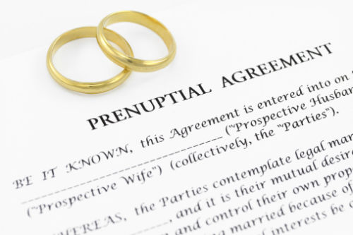 Can A Prenup Prevent Inheriting From Your Spouse