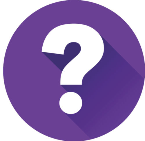 purple question mark - Ohio Probate FAQ