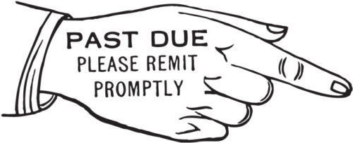 Past Due Stamp: Creditor Claims in Probate