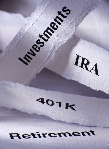 List of Retirement Accounts
