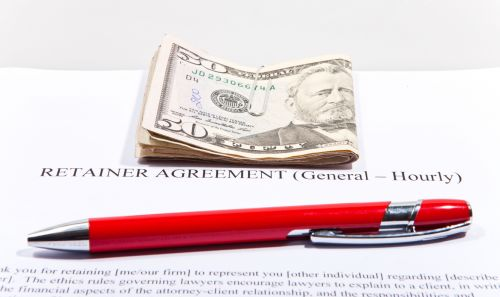 Retainer Agreement and Money - Reasonable Attorney Fees in Estate Administration