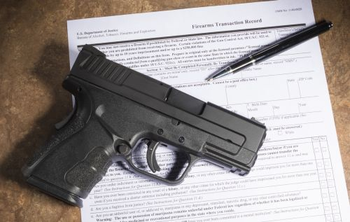 Handgun and Firearms Transaction Record